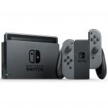 игровая приставка Nintendo Switch, серая