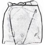 аксессуар к коляске Дождевик Roxy-Kids 37601 (универсальный в сумке)