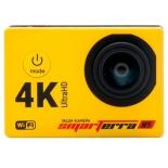 видеокамера Smarterra W5, желтая