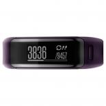 фитнес-браслет Garmin vivosmart HR Regular, пурпурный