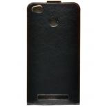 чехол для смартфона SkinBox Flip slim T-S-XR3P-001, для Xiaomi Redmi 3 S / Pro, чёрный