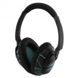 гарнитура для телефона Bose SoundTrue Around-ear, чёрная с зелёным