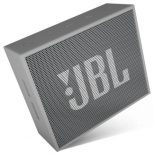 портативная акустика JBL GO, серая