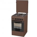 плита Flama AG 14212, коричневый