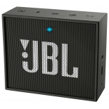 портативная акустика JBL GO, чёрная