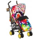 коляска Cosatto Supa (коляска-трость прогулочная), Pixelate