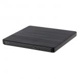 оптический привод LG GP60NB60, DVD RW,  Slim Ext RTL, черный