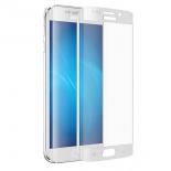 защитное стекло для смартфона Aiwo для Samsung S7 Edge, 0.2 mm, зеркальное, 3D, серебристое