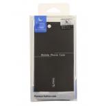 чехол для смартфона Cherry для Honor 8 Lite, чёрный + защитная плёнка