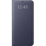 чехол для смартфона Samsung View Cover для Galaxy S8+ LED (EF-NG955PVEGRU) фиолетовый