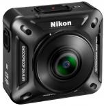 видеокамера Nikon KeyMission 360, черная