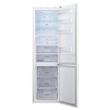 холодильник LG GW-B489SQGZ, белый