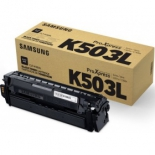 Картридж для принтера Samsung CLT-K503L/SEE, черный, купить за 8 585руб.