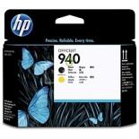 картридж HP 940 C4900A, черный / желтый