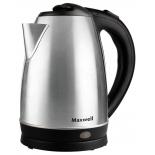 Чайник электрический Maxwell MW-1055 (стальной), купить за 1 200руб.
