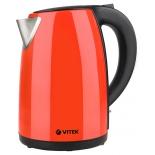 чайник электрический Vitek VT-7026 CR красный