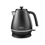 чайник электрический De Longhi KBI2000.BK, черный
