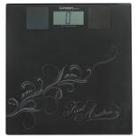 весы напольные First FA-8017, черные