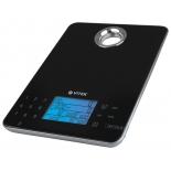 кухонные весы Vitek VT-2411 BK, черные