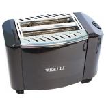 тостер Kelli KL-5068, черный