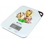 кухонные весы Vitek VT-2421 W, белые