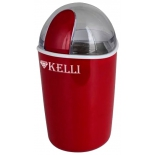 Кофемолка Kelli KL-5059, красная