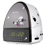 Радиоприемник Радиочасы Vitek VT-3509 W