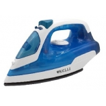 Утюг Kelli KL-1623, белый/синий