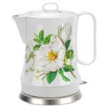 чайник электрический Kelli KL-1450, белый