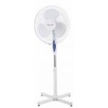 вентилятор бытовой Maxwell MW-3509 W, белый