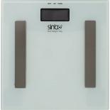Напольные весы Sinbo SBS 4432, белые