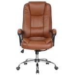 компьютерное кресло College XH-2222, коричневое