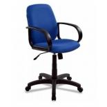 компьютерное кресло Бюрократ CH-808-LOW (15-10) синее