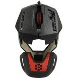 мышка Mad Catz R.A.T. 1 Optical Mouse 3500dpi, красная