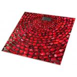Напольные весы Lumme LU-1329, красный коралл