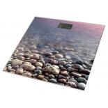 Напольные весы Home Element HE-SC906, каменистый пляж