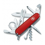 нож перочинный Victorinox Explorer 1.6703, красный