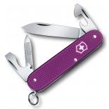 нож перочинный Victorinox Cadet Alox фиолетовый
