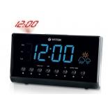 часы интерьерные Vitek VT-3526 (с радио)
