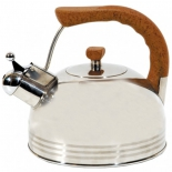 чайник для плиты Regent Inox TEA Luxe со свистком (93-2503B.1)