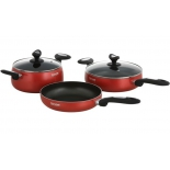набор посуды для готовки Rondell RDA-296 (5 предметов)