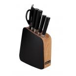 ножи (набор) Rondell Balestra RD-484 BK (6 предметов)