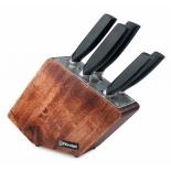 набор кухонных ножей Rondell Lincor RD-482 BK (6 предметов)