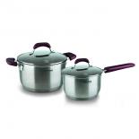 набор посуды Rondell Bojole RDS-821 ST (4 предмета)