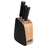 ножи (набор) Rondell Small Balestra RD-485 BK (4 предмета)