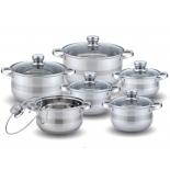 набор посуды Kelli KL-4211 (12 предметов)