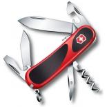 нож перочинный Victorinox EvoGrip S101 (2,3603 SC) красно-черный