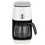 кофеварка DeLonghi (ICMI211 W) белая