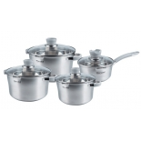 набор посуды Rondell Favory RDS-743 ST (8 предметов)