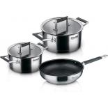 набор посуды Rondell Verse RDS-395 ST (5 предметов)